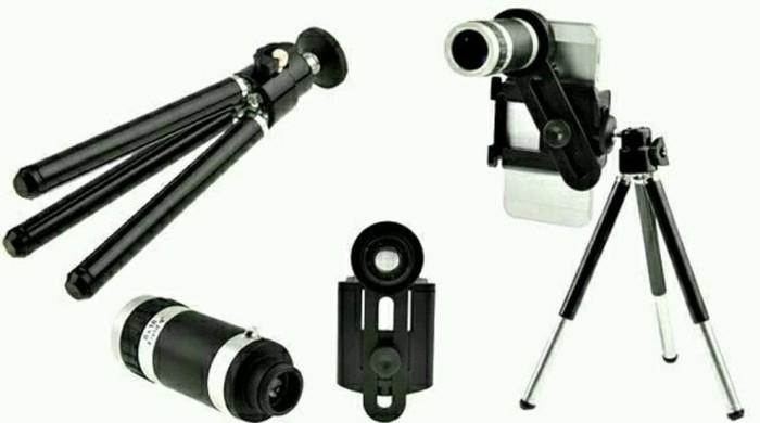 Jual lensa kamera hp teleskop dan tripod check storee tokopedia