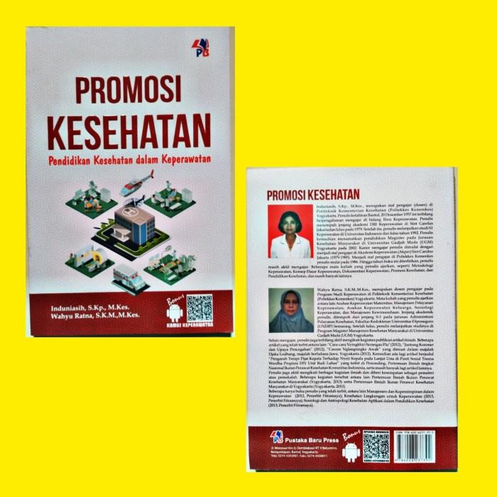 Jual Promosi Kesehatan Pendidikan Kesehatan Dalam Keperawatan Kab Sleman M Karya Tokopedia
