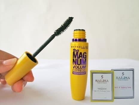 Maybelline Volum' Express Magnum Waterproof - Hitam