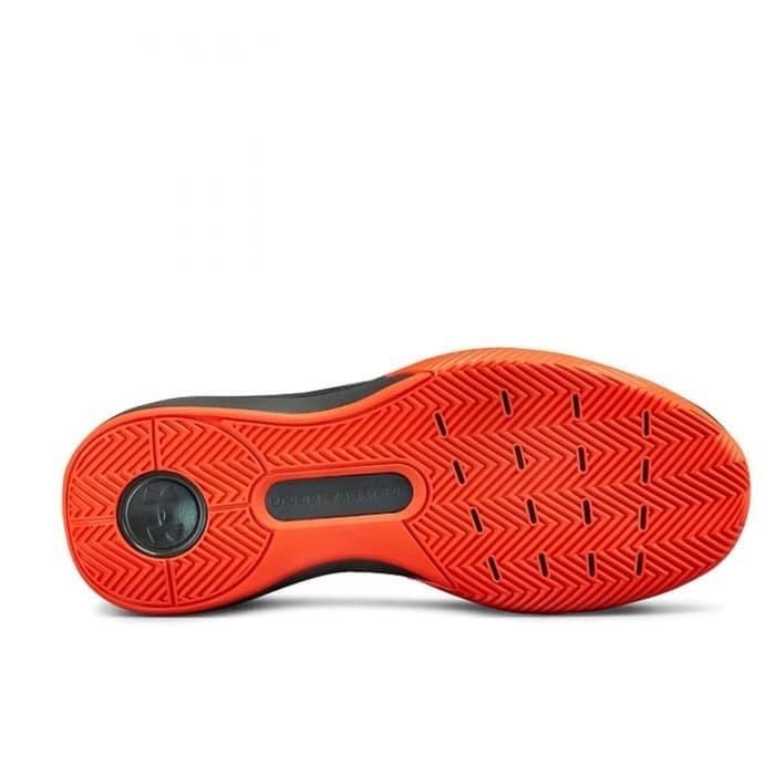 Jual Sepatu Basket Under Armour Lockdown 3 Grey Original 3020622-002 ... e61e296a1f