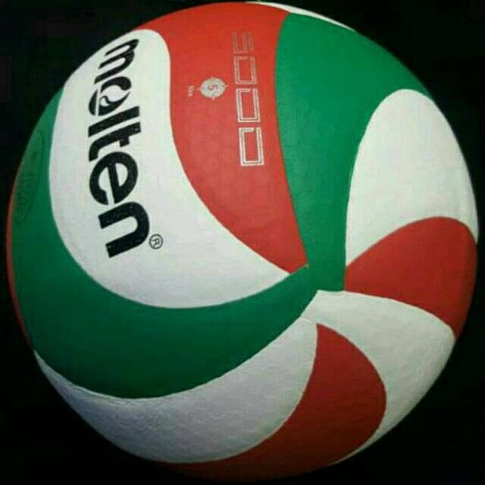 BOLA VOLLEY / VOLLY / VOLI MOLTEN V5M 5000 & V5VC1 & EV Limited