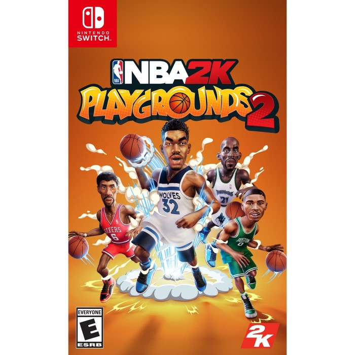 harga Switch nba 2k playground 2 (english) Tokopedia.com