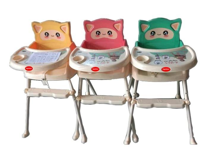 Right Start 4in1 Baby High Chair / Kursi Makan Bayi