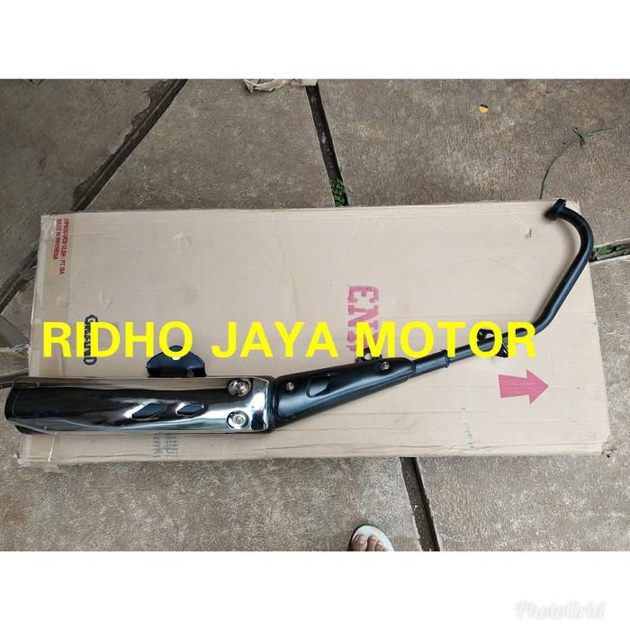 Foto Produk knalpot Jupiter mx lama dari Ridho jaya motor