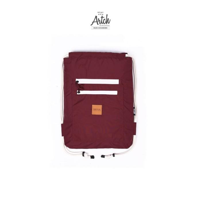 f7443b3219ed ... harga Tas serut string bag gym sack kuliah sekolah nike reebok adidas  sport Tokopedia.com