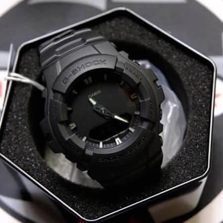 Jam Tangan Pria Casio G-Shock G-100BB-1A Original