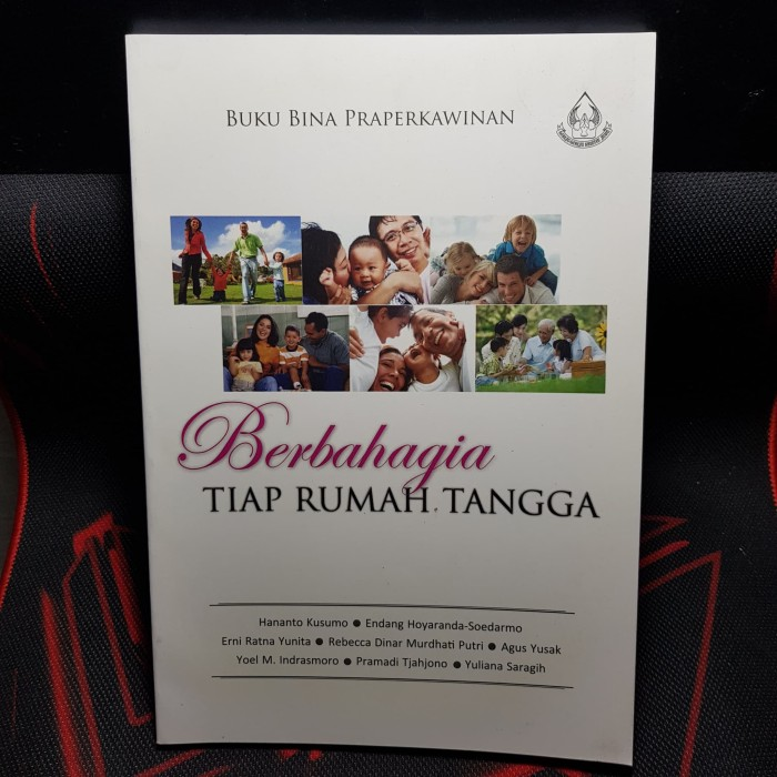 Foto Produk Buku Bina Praperkawinan dari GKJ Shop
