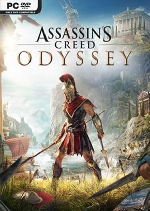 Jual Assassins Creed Odyssey Gameplay Pc Dvd Kota Tangerang