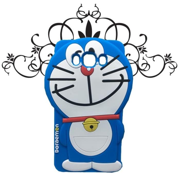 Jual Softcase Silikon 3d Karakter Doraemon Vivo V5s Blanja Com