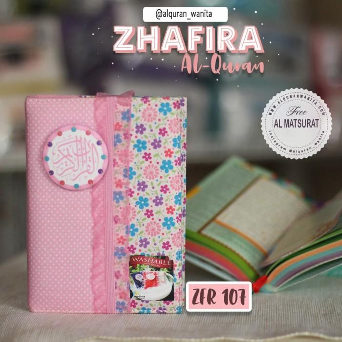 Jual Al Quran Cantik Pelangi Zhafira Pink Bonus Al Matsurat Kab Kuningan Souvenir Al Quran Tokopedia