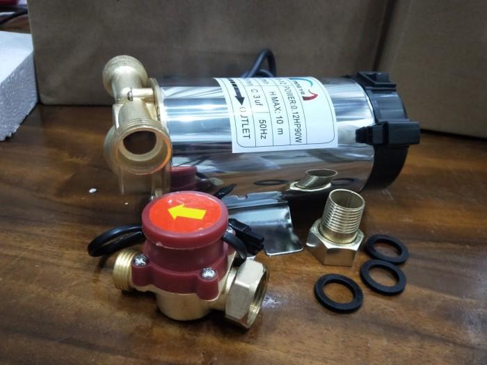 Jual Pompa Pendorong Pompa Air Booster Pump Low Watt 90w ...