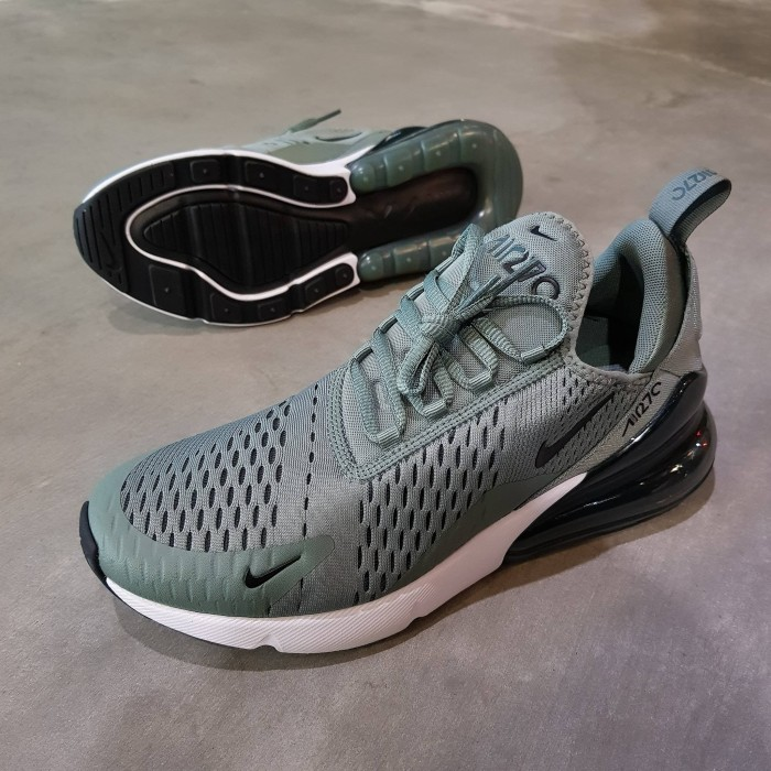 hot sale online 52e39 de18f Jual Nike Air Max 270 Clay Green High Premium Original - DKI Jakarta -  RaynStore- | Tokopedia