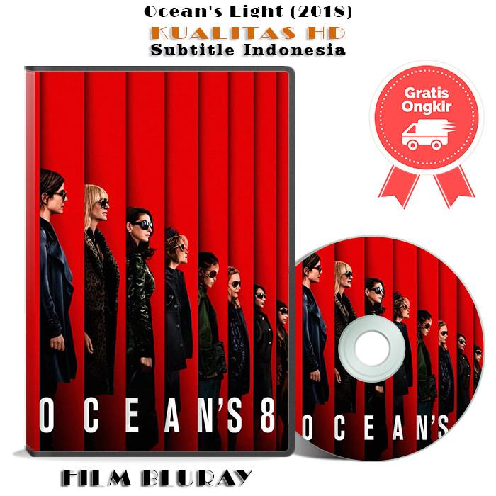 Jual Dvd Film Ocean S Eight 2018 Hd Kota Makassar Film Bluray Tokopedia