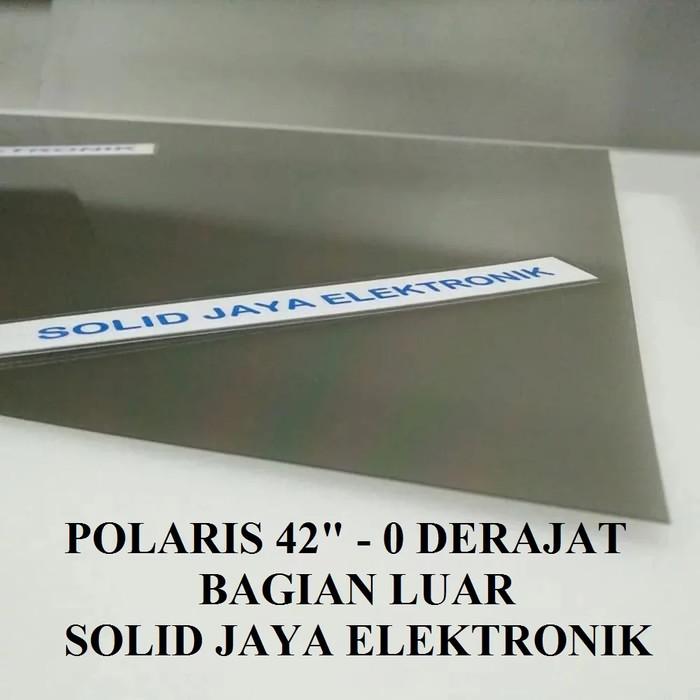 harga Polaris lcd 42 inc 0 derajat luar polarizer 42inc 42  polarized Tokopedia.com