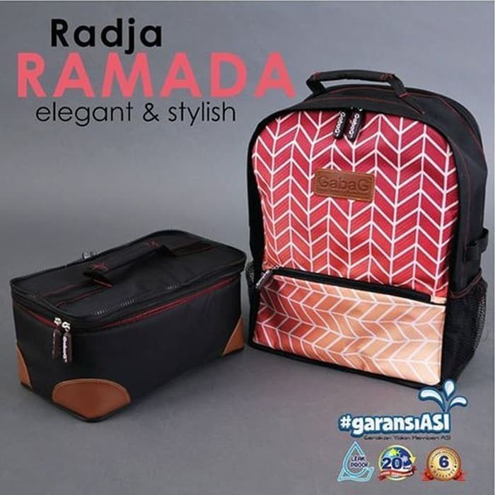Cooler Bag Gabag Radja Ramada