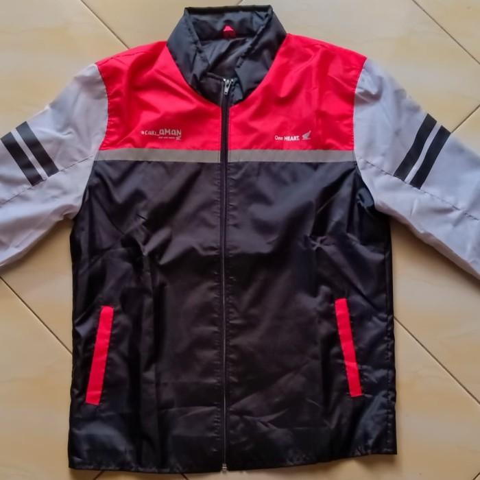 harga Jaket motor honda kondisi jaket 100% baru & bagus ukuran all size Tokopedia.com