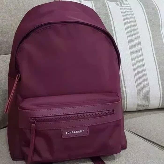 harga Tas longchamp ransel neo premium/tas long champ/backpack Tokopedia.com