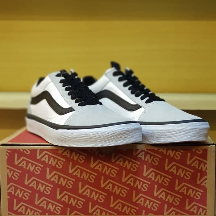 Jual Sepatu Vans Old Skool x The North Face MTE DX In White - Vans ... 44f449799