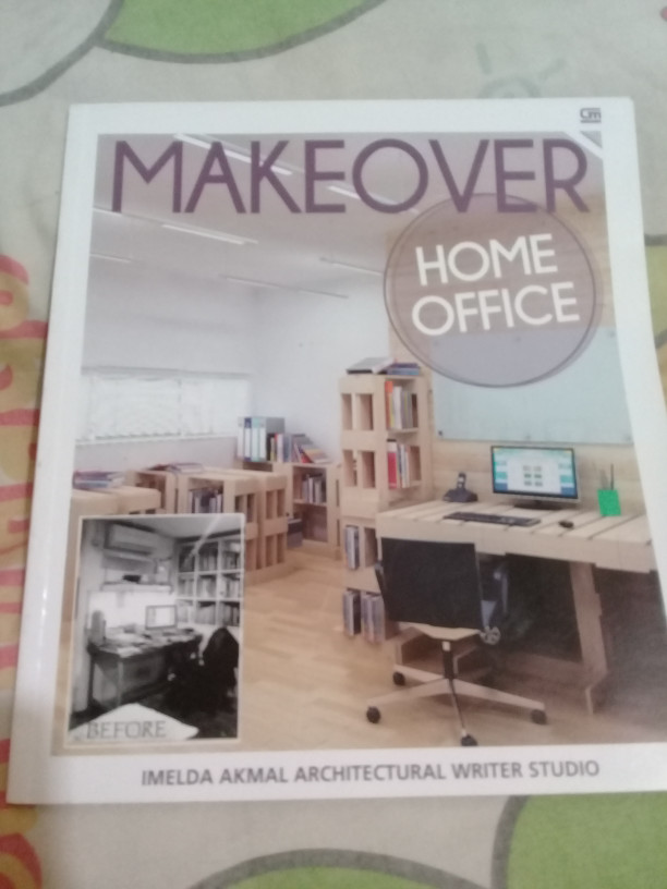 Make over home office