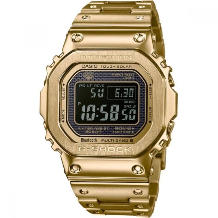 Promo Casio G-Shock GMW-B5000GD-9DR - Jam Tangan Pria - Gold ...