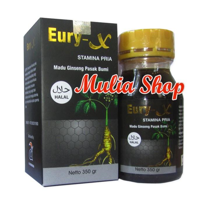 eury x (madu ginseng pasak-bumi) al mabruroh [new]