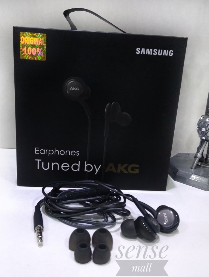Headset Samsung Original Earphones Galaxy S8 Tuned By Akg Eo-Ig955 - Bba957. Source