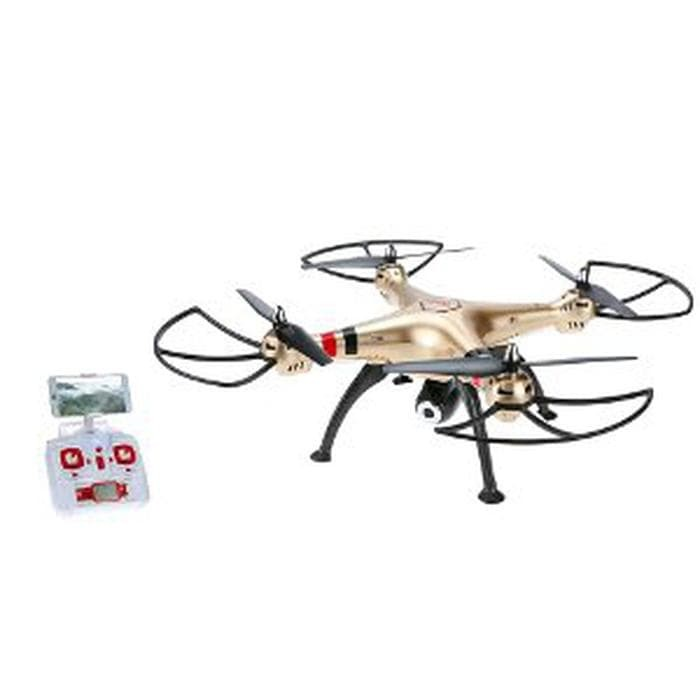 Syma X8HW Drone Camera Wifi Fpv Altitude Hold Bisa Angkat Action