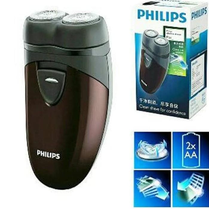 Philips PQ 206 Original Electric Shaver Alat Cukur Jenggot Brewok Kumi 8eee3677a6
