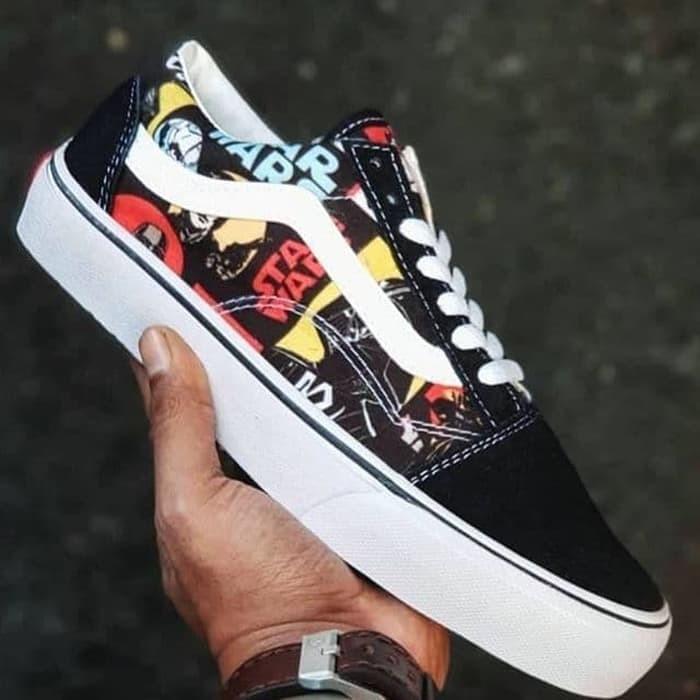 Jual Sepatu Sneakers Vans old school