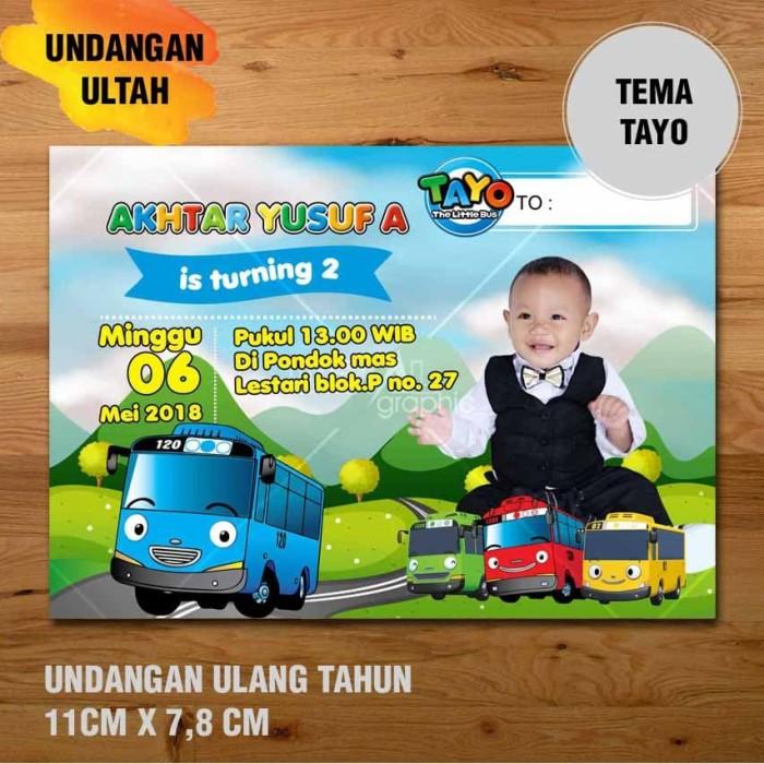 Jual Undangan Ulang Tahun Ultah Anak Tema Kartun Frozen Hello Kity Boboib Jakarta Barat Yours Id Tokopedia