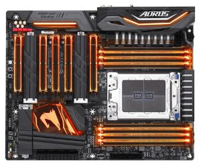 Gigabyte X399 Aorus Gaming 7 Berkualitas