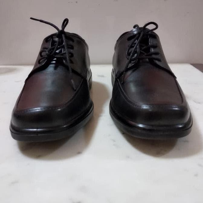 Jual Sepatu Hush Puppies Original Hitam 41 Sepatu Kantor Kulit
