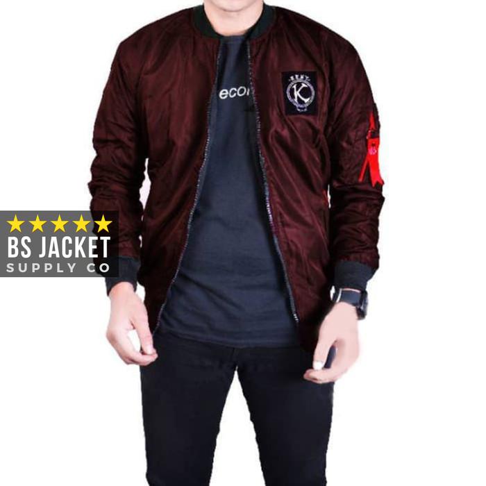 450+ Model Jaket Bombers HD Terbaru