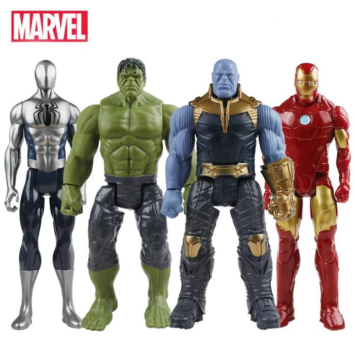 "Figurines d/'action Hulk Marvel Avengers 3 Infinity War 12 /""série Titan Hero 30cm"