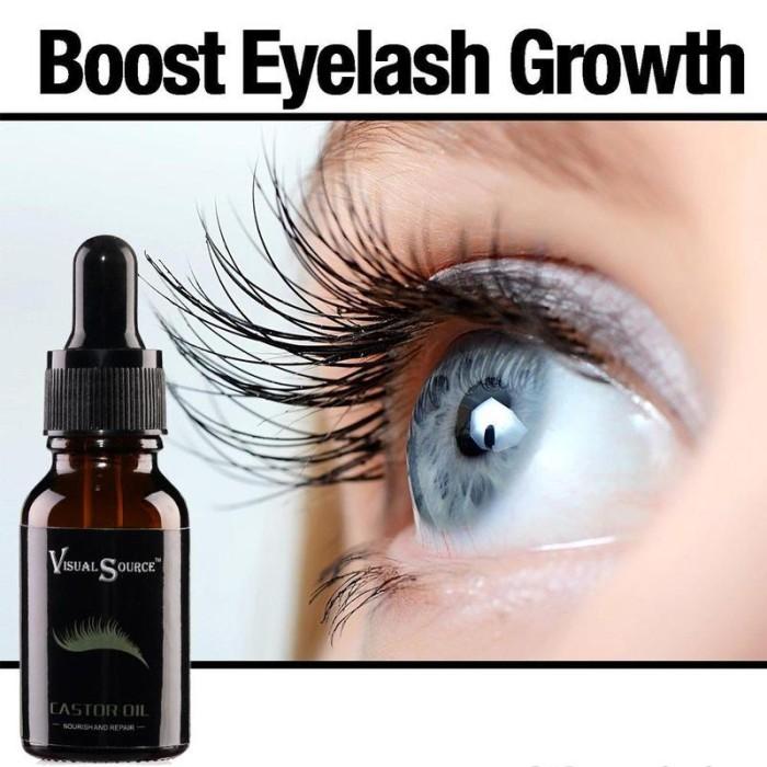 Castor Oil Eyebrow Growth
