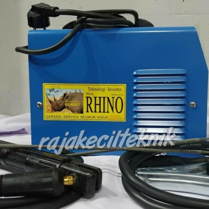 harga Rhino mesin las inverter mma-120a Tokopedia.com