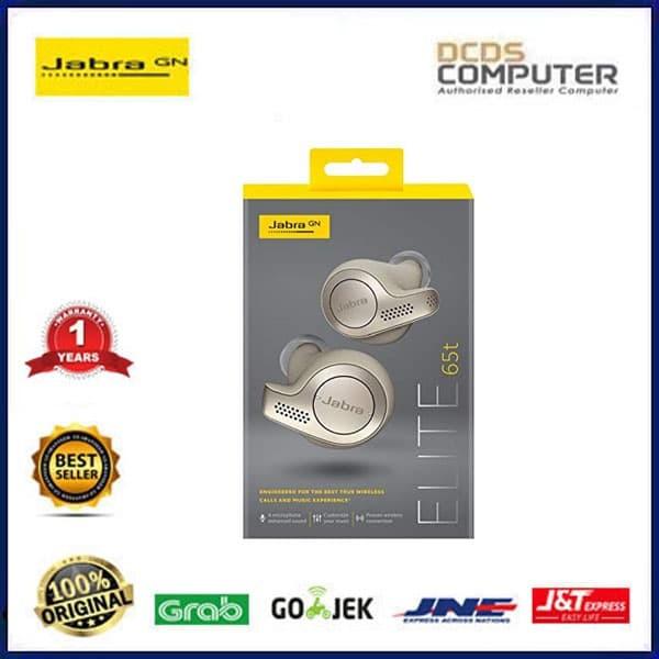 640c99248ed Harga Terbaru Jabra Elite 65T Wireless Headset Bluetooth Di Jakarta ...