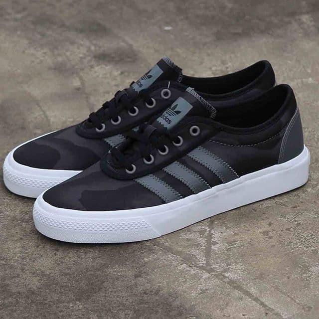 Adidas Adiease Skateboarding Black Camo