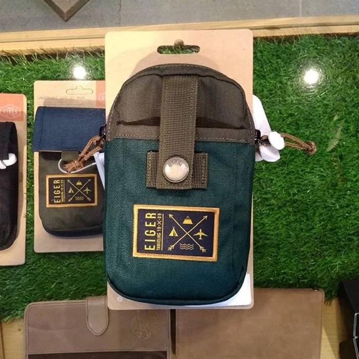 Jual Tas Sarung Hp Eiger Handphone Case Vessel Large Olive 91000