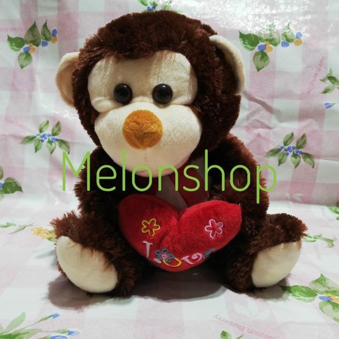 Foto Produk Boneka Baby Monkey With Love dari melonshops
