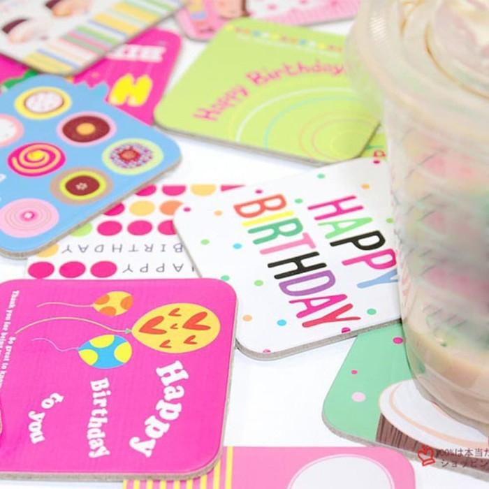 Bahan Lengkap Untuk Model Menggambar A B C D Jual 4pcs Alas Cangkir Minuman Dengan Bahan Plastik Dan Gambar Lucu Jakarta Pusat Abc Store Idr Tokopedia