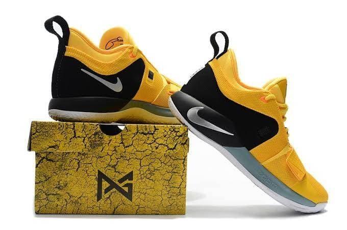 newest 5d095 5767e Jual Sepatu Sneakers Nike Paul George 2 Yellow - Jakarta Selatan -  ridoshop9 | Tokopedia