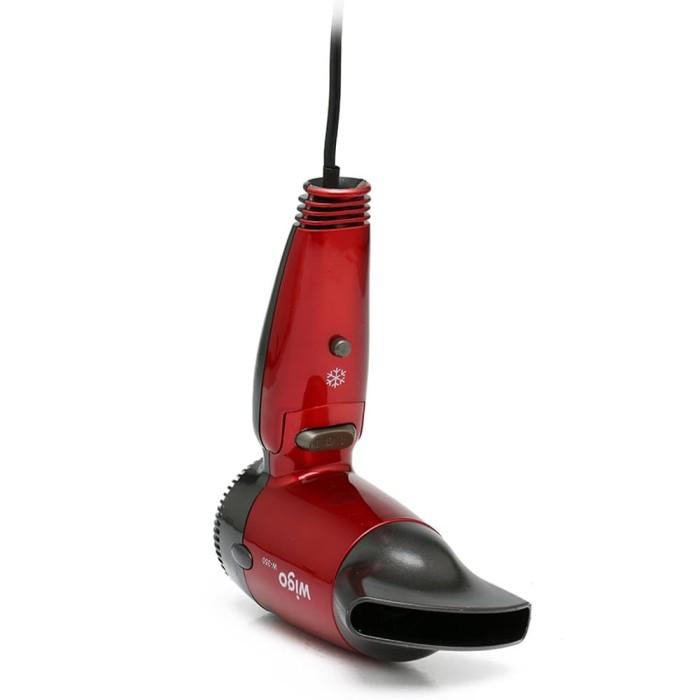 Pengering Rambut Hair Dryer WIGO MINI W- 350 Merah Murah Meriah Bagus