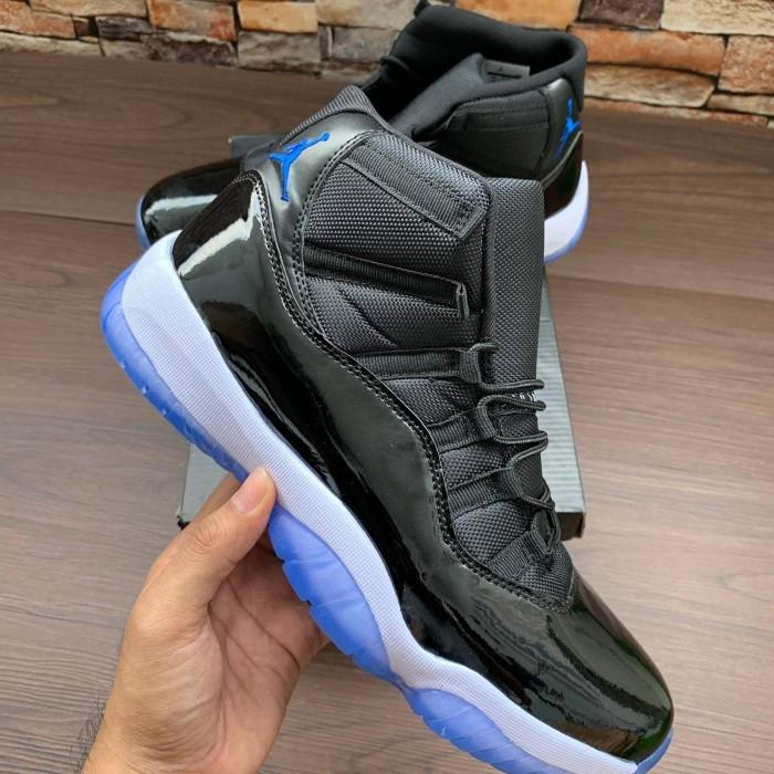 Jual Sepatu Nike Air Jordan 11 Retro Space Jump Import Premium ... 648c65a29c