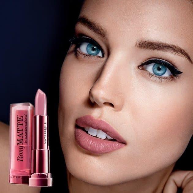 Maybelline Color Sensational Rosy Matte 3.9gr - Natural Beige
