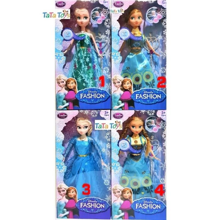 Jual Boneka Music Disney Frozen Singing Princess Elsa   Anna - Let ... 2bfaf3ce05