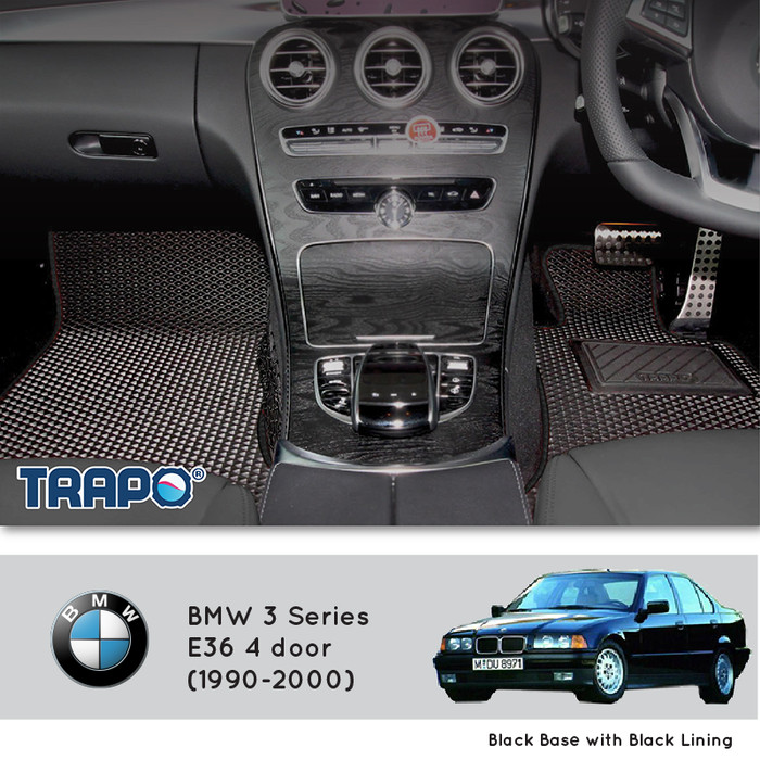 harga Karpet mobil bmw 3 series e36 4 door (1990-2000) trapo indonesia Tokopedia.com