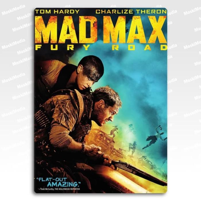 Jual Dvd Film Mad Max Fury Road 2015 Mhy 584 H Kota Padang Moskimedia Tokopedia