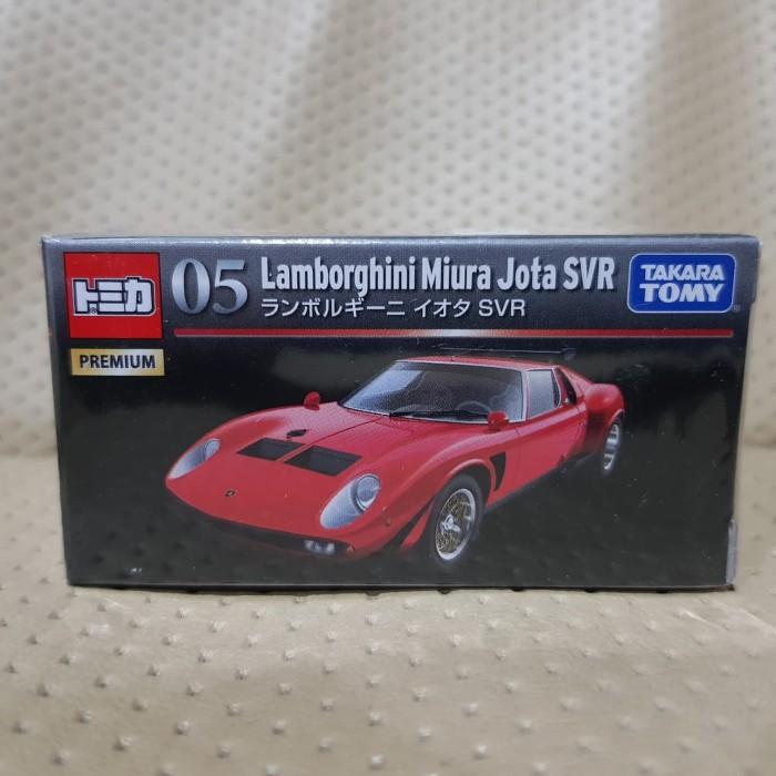 Jual Tomica Premium 05 Lamborghini Miura Jota Svr Kota Cimahi