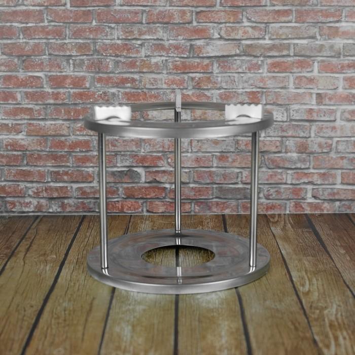 harga Stove stand moka pot & gas burner - round 003 Tokopedia.com